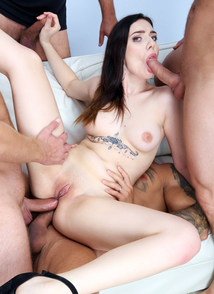 Kira Axe - DAP Destination Kira Axe First Time DAP With Balls Deep Anal, Gapes, No Pussy, Swallow GIO1247 (SD) 2019