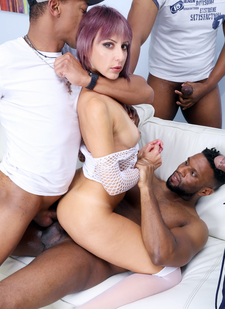 Vicky Sol - Black Abuse Vicky Sol Manhandle BBC, Balls Deep Anal, Gape, DAP, No Pussy, Great Facial GIO1232 (SD) 2019