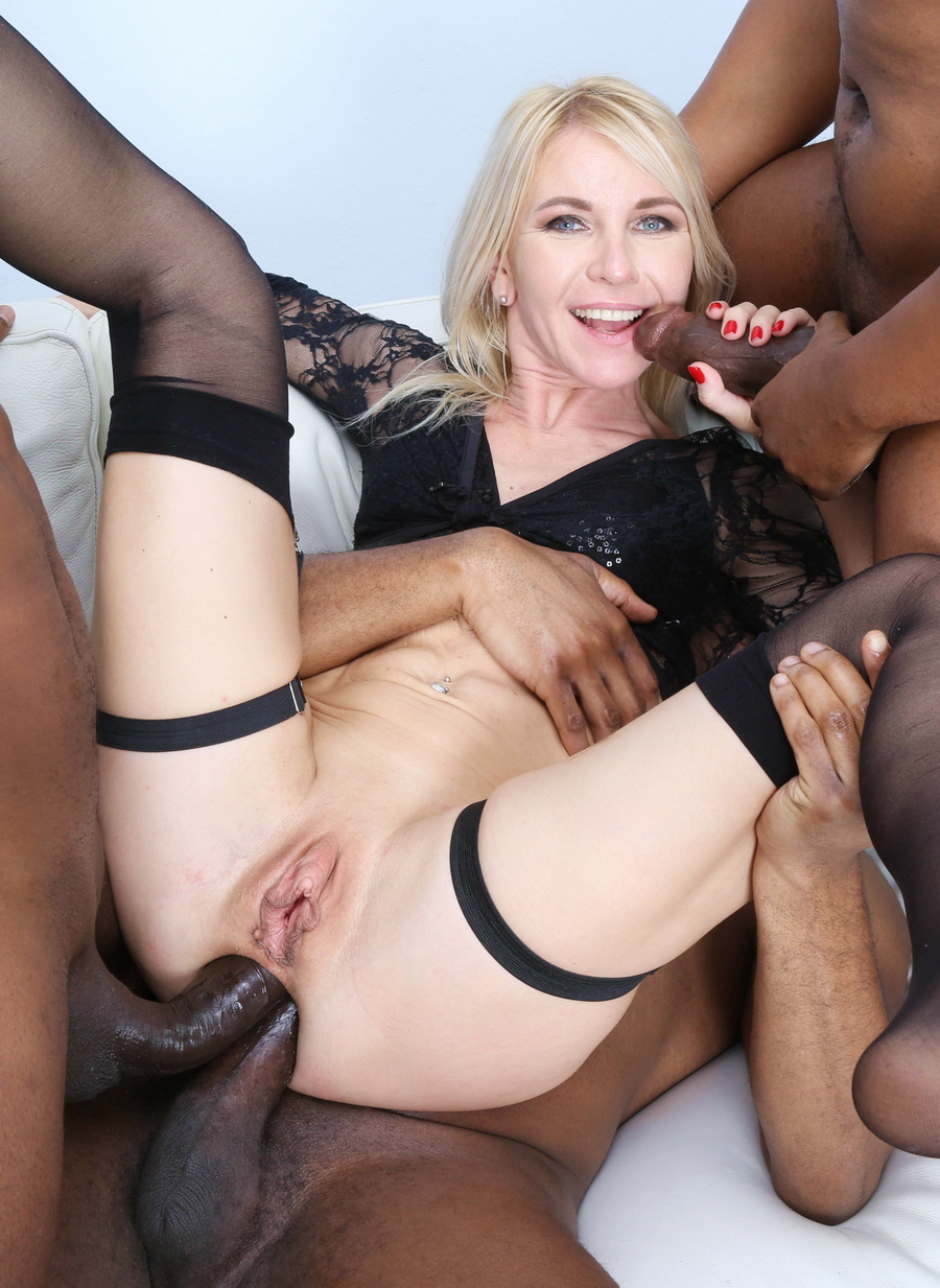 All Holes Creampie Gangbang