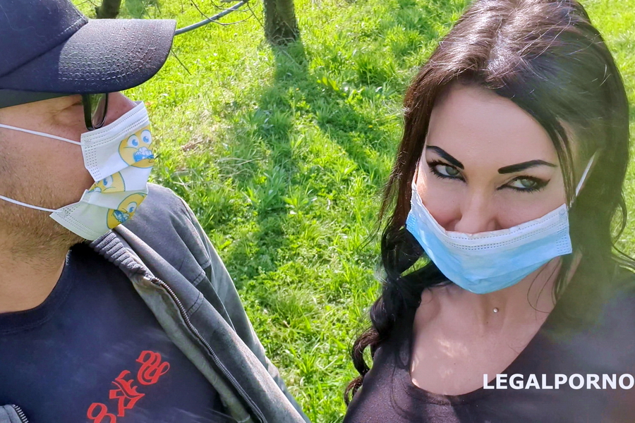 Laura Fiorentino - Italian Quarantine Documentary With Marco Nero And Laura Fiorentino - Toys, Fisting, Anal Sex, Pee Drink, Swallow GL142 (HD) 2020