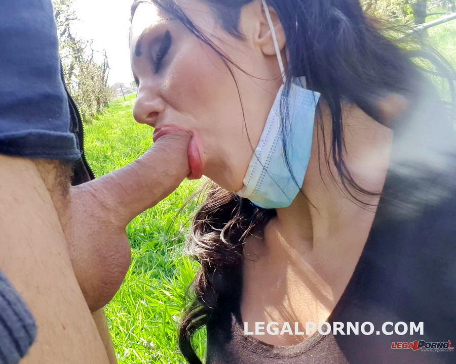 Laura Fiorentino - Italian Quarantine Documentary With Marco Nero And Laura Fiorentino - Toys, Fisting, Anal Sex, Pee Drink, Swallow GL142 (FullHD) 2020