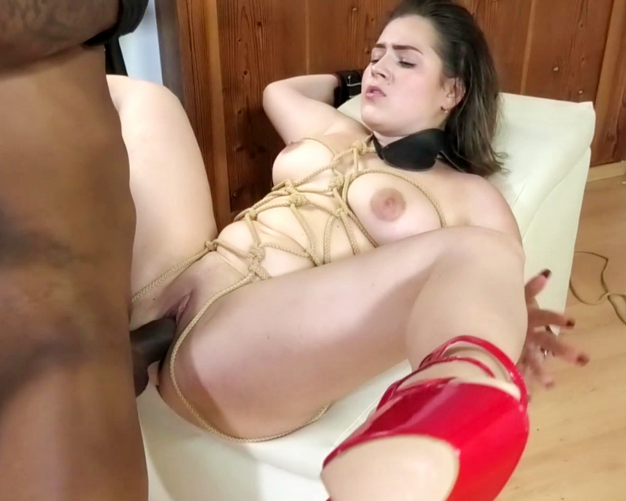 Serina Gomez - First BDSM Punishment For Serina Gomez. Squirting, Anal, Balls Deep Fucking NF012 (SD) 2020