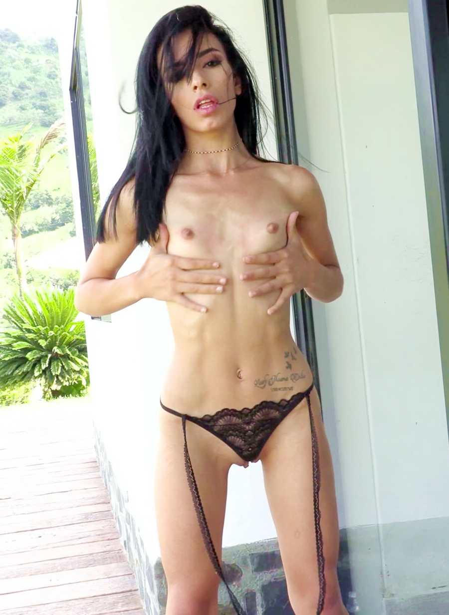 Daniela Ortiz - Colombian Spinner Daniela Ortiz Gets Rough Hardcore Sex With Luca Ferrero LD010 (FullHD) 2021